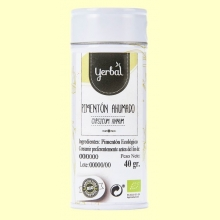 Pimentón Ahumado Eco - 40 gramos - Yerbal
