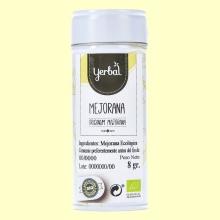 Mejorana Ecológica - 8 gramos - Yerbal