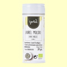 Laurel Molido Eco - 35 gramos - Yerbal