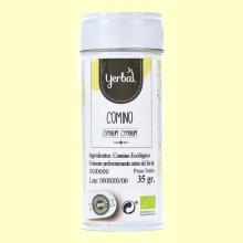 Comino en Grano Ecológico - 35 gramos - Yerbal