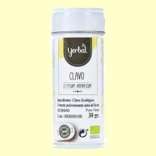 Clavo Ecológico - 30 gramos - Yerbal