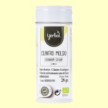 Cilantro Molido Ecológico - 28 gramos - Yerbal