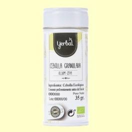 Cebolla Granulada Ecológica - 35 gramos - Yerbal