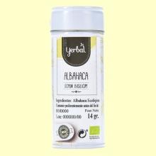 Albahaca Ecológica - 14 gramos - Yerbal
