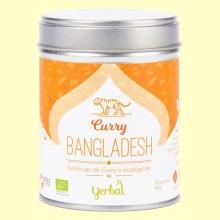 Curry Bangladesh Ecológico - 80 gramos - Yerbal