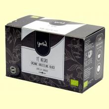 Té Negro Ecológico - 25 bolsitas - Yerbal
