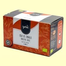 Infusión de Cola de Caballo Ecológica - 25 bolsitas - Yerbal