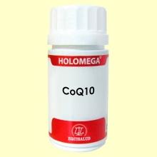 Holomega CoQ10 - Coenzima Q-10 - 50 cápsulas - Equisalud