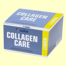 Collagen Care Limón - 46 sobres - Nutilab