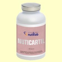 Nuticartil - 180 cápsulas - Nutilab