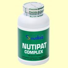 Nutipat Complex - 180 cápsulas - Nutilab