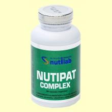 Nutipat Complex - 90 cápsulas - Nutilab