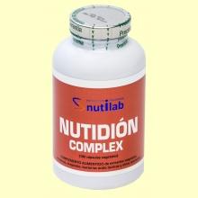 Nutidión Complex - 180 cápsulas - Nutilab