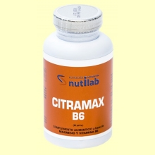 Citramax B6 - 90 cápsulas - Nutilab
