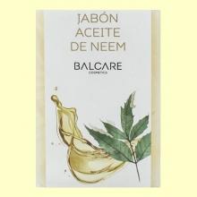 Jabón de Aceite de Neem - 100 gramos - Balcare