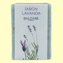 Jabón de Lavanda - 100 gramos - Balcare