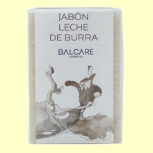 Jabón de Leche de Burra - 100 gramos - Balcare