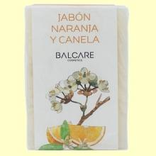 Jabón de Naranja y Canela - 100 gramos - Balcare