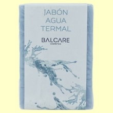 Jabón de Agua Termal - 100 gramos - Balcare