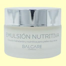 Emulsión Nutritiva Pieles Muy Secas Eco - 50 ml - Balcare
