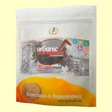 Organic Aminopower Chocolate Eco - 500 gramos - Energy Feelings