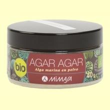 Agar Agar Bio - 40 gramos - Mimasa *