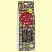 Alga Wakame Eco - 50 gramos - Mimasa *