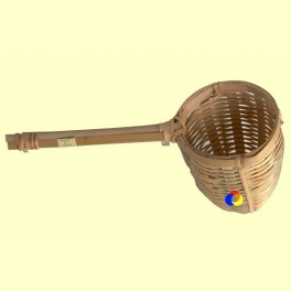 Colador de Té de bambú - 1 unidad - Mimasa
