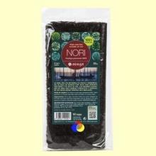 Alga Nori - Origen Japón - 25 gramos - Mimasa