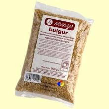 Bulgur Bio - Trigo Precocido - 500 gramos - Mimasa