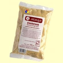 Cus Cus blanco Bio - 500 gramos - Mimasa