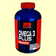 Omega 3 Plus - 220 cápsulas - Mega Plus