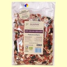 Sopa Juliana con Algas Bio - 150 gramos - Algamar