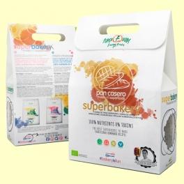 Superbakery Pan Eco - 2 bolsitas - Energy Feelings