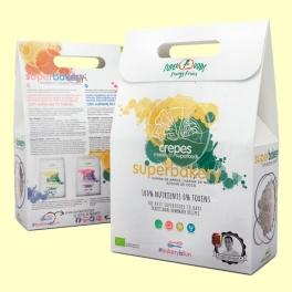 Superbakery Crepes Eco - 2 bolsitas - Energy Feelings