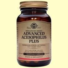 Acidophilus Plus Avanzado - Digestivo - 120 cápsulas vegetales - Solgar