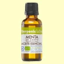 Menta Campo - Aceite Esencial Bio - 30 ml - Terpenic Labs