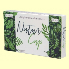 NaturCap - 5 cápsulas - Natural and Different *