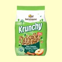 Krunchy con Manzana y Canela Bio - 750 gramos - Barnhouse
