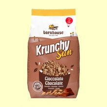 Krunchy Sun Chocolate Bio - 375 gramos - Barnhouse