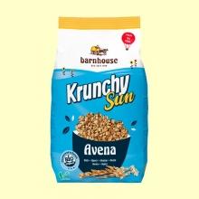 Krunchy Sun Avena Clásico Bio - 375 gramos - Barnhouse