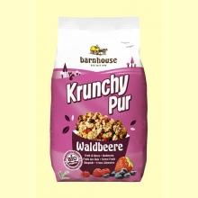 Krunchy de Frutos del Bosque con Sirope de Arroz Bio - 375 gramos - Barnhouse