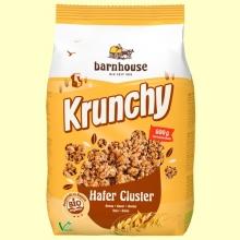 Krunchy de Avena Clásico Bio - 600 gramos - Barnhouse