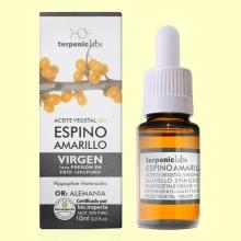 Aceite Vegetal de Espino Amarillo Virgen BIO - 10 ml - Terpenic Labs