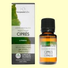 Ciprés Bio - Aceite Esencial - 10 ml - Terpenic Labs
