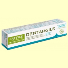 Dentífrico Dentargile Menta Bio - 75 ml - Cattier