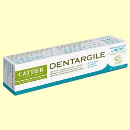 Dentífrico Dentargile Menta Bio - 75 ml - Cattier