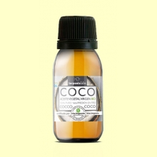 Aceite de Coco Virgen Bio - 60 ml - Terpenic Labs