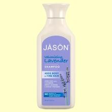 Lavanda Champú - Volumen - 473 gramos - Jason