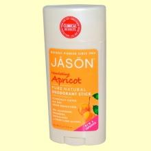 Desodorante Stick Albaricoque - 71 gramos - Jason